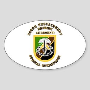 SOF - 528th Sustainment Brigade SO Abn - Flash Sti