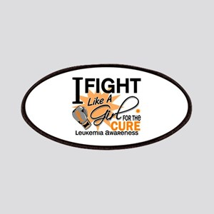 Fight Like a Girl Leukemia Patches