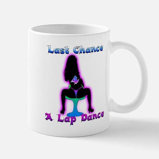 Last Lap Dance Mug