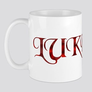 "Luke 22:36 ""Sell your cloak and buy a sword"" Mug"