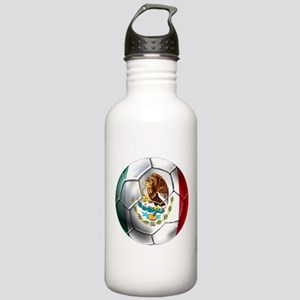 Futbol Mexicano Stainless Water Bottle 1.0L