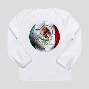 Futbol Mexicano Long Sleeve Infant T-Shirt
