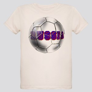 Russian football Organic Kids T-Shirt