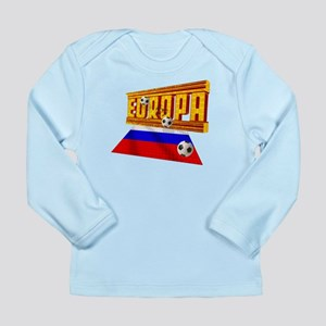 Russia Europa Long Sleeve Infant T-Shirt