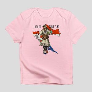Croatia Culture Infant T-Shirt