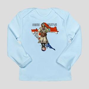 Croatia Culture Long Sleeve Infant T-Shirt