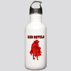 Red Devils Stainless Water Bottle 1.0L
