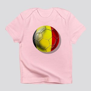 Belgian Football Infant T-Shirt
