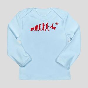 Evolution of Polish Foo Long Sleeve Infant T-Shirt