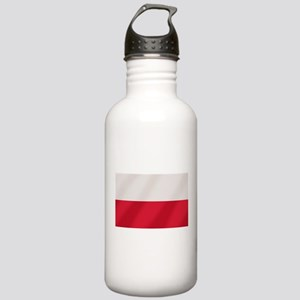 Flag of Poland Stainless Water Bottle 1.0L