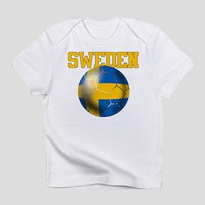 Sweden Football Infant T-Shirt