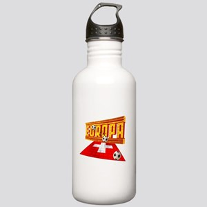 Europa Switzerland Stainless Water Bottle 1.0L