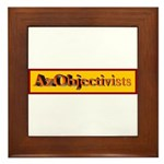 AzObjectivists Framed Tile