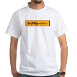 AzObjectivists White T-Shirt
