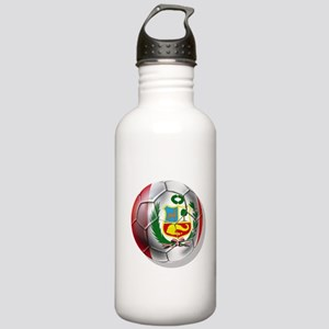 Peru Futbol Stainless Water Bottle 1.0L