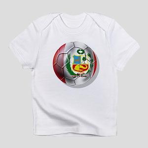 Peru Futbol Infant T-Shirt