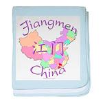 Jiangmen China baby blanket