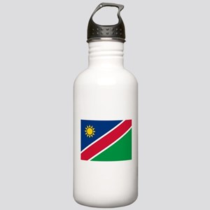 Flag of Namibia Stainless Water Bottle 1.0L