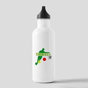 Senegal Soccer Stainless Water Bottle 1.0L