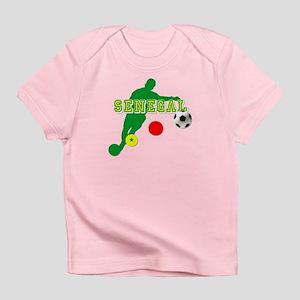 Senegal Soccer Infant T-Shirt