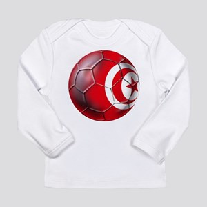 Tunisian Football Long Sleeve Infant T-Shirt