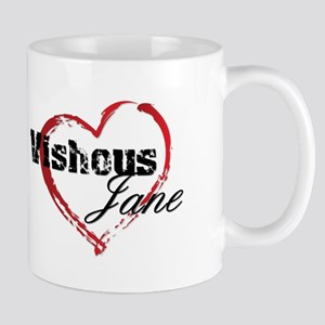 Abstract Heart Mug - Vishous and Jane