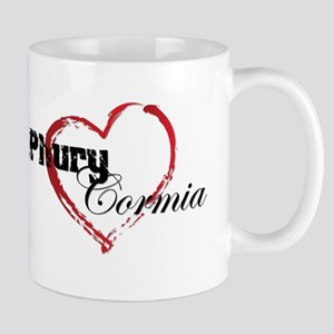 Abstract Heart Mug - Phury and Cormia