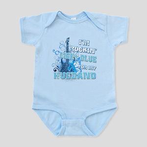 I'm Rockin' Light Blue for my Infant Bodysuit