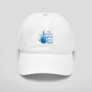 I'm Rockin' Light Blue for my Cap