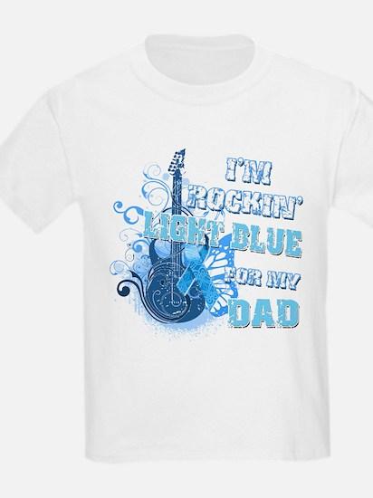 I'm Rockin' Light Blue for my T-Shirt