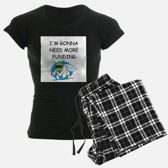 Medical research joke Pajamas