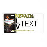Las vegas License Plates