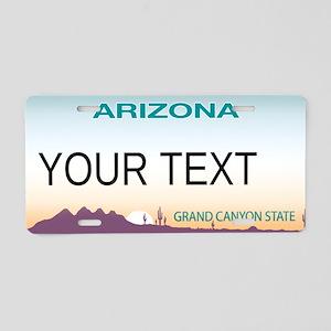Arizona Customizable Plate
