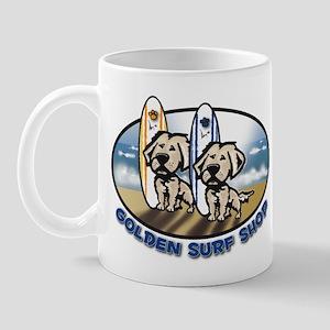 Golden Surf Shop Mug