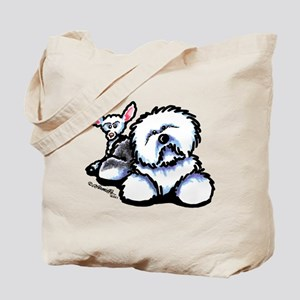 OES n' Ewe Cute Tote Bag