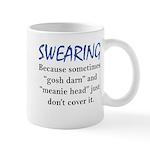 Swearing Mug