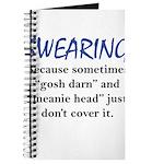 Swearing Journal