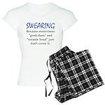 Swearing Women's Light Pajamas