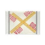 Void Rectangle Magnet (10 pack)