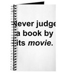 Judge Book Journal