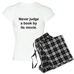 Judge Book Women's Light Pajamas