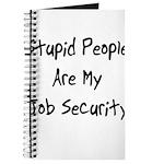 Job Security Journal