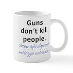 Guns Trigger Mug