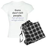 Guns Trigger Women's Light Pajamas