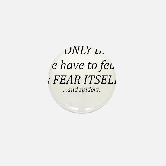 Fear Itself Mini Button (10 pack)
