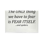 Fear Itself Rectangle Magnet (100 pack)
