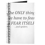 Fear Itself Journal