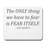 Fear Itself Mousepad