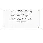 Fear Itself Banner