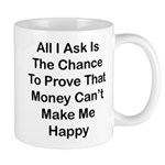 Chance Money Mug